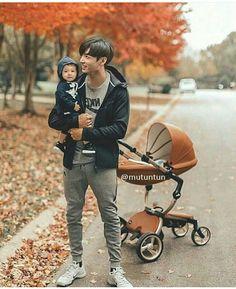 My Strange Husband {Jeon JungKook} Jimin Jungkook, Bts Taehyung, Fanart Bts, Jungkook Fanart, Cute Asian Babies, Korean Babies, Foto Bts, Bts Photo, Jung Kook