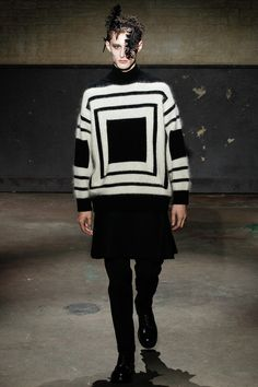 Alexander McQueen Fall-Winter 2014 Men's Collection