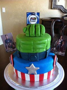 decoracion para fiestas infantiles de hulk - Buscar con Google