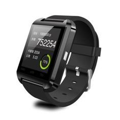 U8 Smart Watch Black Price: PKR 1900  | http://www.cbuystore.com/product/u8-smart-watch-black/10165201 | Pakistan