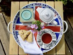 An Unintended Memorial Tea Time Magazine, Cinnamon Scones, Tea Blog, 9th Anniversary, Fortnum And Mason, Pink And White Flowers, England And Scotland, My Tea, Freshly Baked
