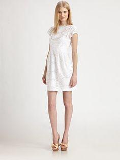 Nanette Lepore - Vamos Dress - Saks.com. Reminds me of the Valentino dress