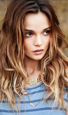 Bohemian Chic Hairstyles for 2016 | Haircuts, Hairstyles 2016 and Hair colors for short long medium hairstyles