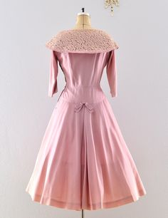 1950s dress / Du Barry / 50s party dress by PickledVintage on Etsy, $120.00