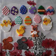 Resultado de imagen para hama beads christmas