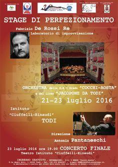 Todi: Concerto Finale dell'Orchestra della Scuola