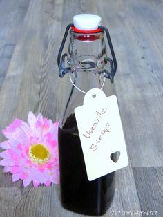 Rezepte mit Herz ♥: Vanille-Sirup