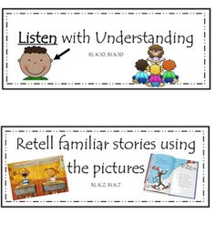 Lanier's Lions: Emergent Menu Strategy Cards/ Remember the kids need to write the words or draw the pictures, they need ownership