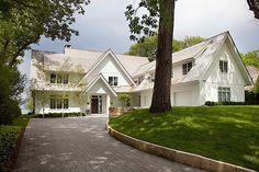 lakeview house - kurt baum & associates - architects - minnesota