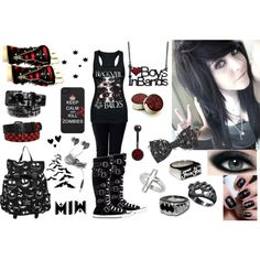 """""""I'd Rather Die Than Be Famous"""" by bvbzombies98 on Polyvore"""