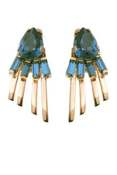 This weekend, step out in a fab pair of statement earrings (Cabinet)
