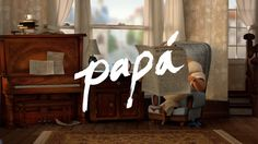 Papá on Vimeo  BYU Animation