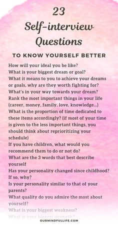 Here are a list of self-awareness questions that will help to develop a profound self-understanding. Self Awareness Quotes, Daily Journal Prompts, Writing Therapy, Journal Questions, Therapy Journal, Self Care Bullet Journal, Mental Health Journal, Writing Challenge, Self Development