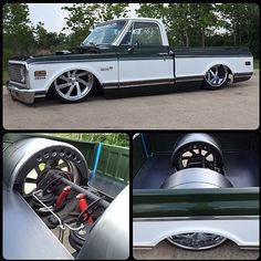 Hot Wheels - Can't stop posting images of this @chassisfabjohn created C10, loving the detail on the wheel tubs, so awesome! @introwhe...