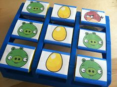 """The Contemplative Creative: Angry Birds """"Toss Across"""" Game"""