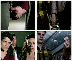 Scallison and Stydia parallels