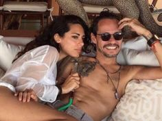 ¿Marc Anthony con novia nueva?