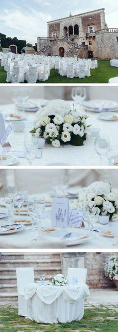 Wedding reception - Castello marchione - Puglia Photographer: Aberrazioni Cromatiche studio #puglia #castello #wedding #matrimonio