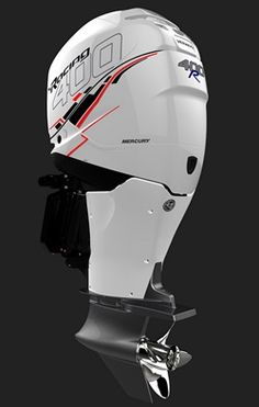 Introducing the new standard in performance. The supercharged Verado has enough power to quicken your pulse with an adrenaline rush. High end finishes and top-of-the-line engineering allow you to experience rocket-like power like never before. Speed Boats, Power Boats, Jet Ski, Chalupa, Outboard Boat Motors, Bay Boats, Mercury Marine, Boat Wraps, Deck Boat