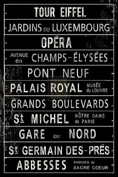 Destinations in Paris. wish i could get this as a peel in stick fr my rm or door France 3, Paris France, Tour Eiffel, Paris Travel, France Travel, St Germain Des Pres, Image Paris, Tuileries Paris, Paris Destination