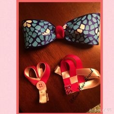 DYI hair clips / for kids /