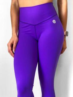 Purple Leggings, Tight Leggings, Push Up Lingerie, 100 Squats, Clothes For Women, Women's Clothes, Sexy Women, Shark, Model