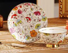 Bloom Floral Tea Cup