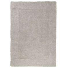 Extra Large Boston Border Wool Rug | Dunelm