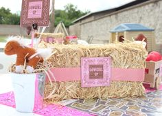 cowgirl party #cowgirl #party