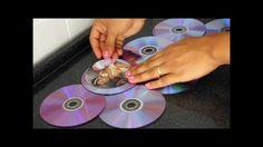 Quadro de fotos com DVD,super fácil. - YouTube