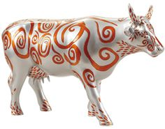Metallicow  Cow parade