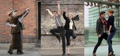 Este anuncio te mostrará 100 años de #moda, #baile y #estilo en 100 segundos.