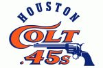 Houston Colt .45s Primary Logo - National League (NL) - Chris Creamer's Sports Logos Page - SportsLogos.Net
