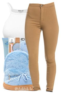 """""""Untitled #631"""" by childish-tc ❤ liked on Polyvore featuring Blumarine, Skagen, Casetify and Forever 21"""
