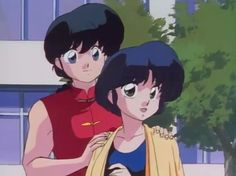 Ranma 1/2 images ranma and akane wallpaper photos (32736693)