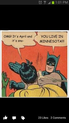 Minnesota - and how true this is!! LOL