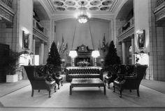 Vintage Lobby