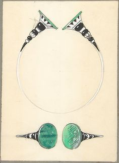 Firm of Fernand Chardon | Jewelry design | The Met