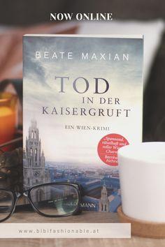 In den Wien-Krimis von Beate Maxian ist die Hauptfigur eine Journalistin. Vermutlich ist es berufsbedingt, dass sie ihre Nase in sämtliche Dinge steckt, so auch in Kriminalfälle. So hat die Protagonistin auch der kürzliche Anschlag in der Kaisergruft nicht losgelassen. Sie hat auf eigene Faust zu recherchieren begonnen und befördert Spannendes zu Tages. Kaiser, Cover, Books, Fashion, Death, Do Your Thing, Nice Asses, Moda, Libros