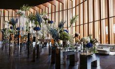 Стильная свадьба в Барвихе | KOVALISHIN - Дизайн. Флористика. Декор