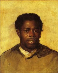 #DIA John Singleton Copley's classic portrait 'Head of a Negro' is in the Detroit Institute of Arts… #AmericanArt