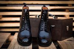 Yanko Boots 653. A z okazji Dnia Mężczyzny niespodzianka widoczna po wejściu do sklepu on-line (patine.pl) #yanko #yankoshoes #yankostyle #yankolover #yankolovers #shoes #shoe #shoestagram #shoeporn #shoeslover #saphir #shoecare #fashion #fashionlover #instafashion #menswear #style #styleformen #gentleman #gentlemen #classy #classic #classicshoes #patineshoes #patinepl #buty #schuhe #mnswr #boots #yankoboots