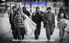 Working together to service a community with a Diploma of Community Service CHC52012