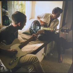 Alex Turner and Miles Kane - The Last Shadow Puppets