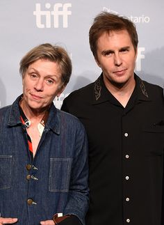 Frances McDormand and Sam Rockwell at an event for Three Billboards Outside Ebbing, Missouri IMDb - Movies, TV and Celebrities - IMDb True Detective, Imdb Movies, Ageless Beauty, 2017 Photos, Old Women, Billboard, A Good Man, Movies And Tv Shows, My Hero
