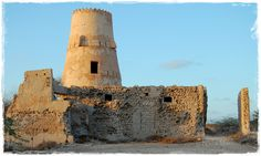 Jazirat al-Hamra: Ghost Town or a Crumbling Piece of History?