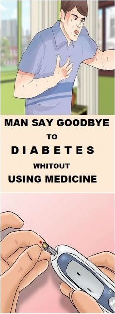 THIS MAN SAID GOODBYE TO DIABETES WITHOUT USING MEDICINE. HE CONSUMED ONLY