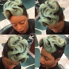Voice Of Hair™ @voiceofhair Instagram photos   Websta