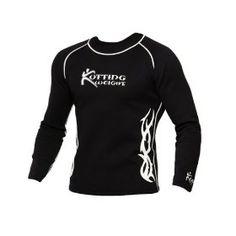 I love this shirt! #cutting weight, #neoprone weight loss sauna shirt.