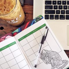 Can you believe it is already almost May?! Currently planning out the next couple weeks with our Cats Coloring Planner